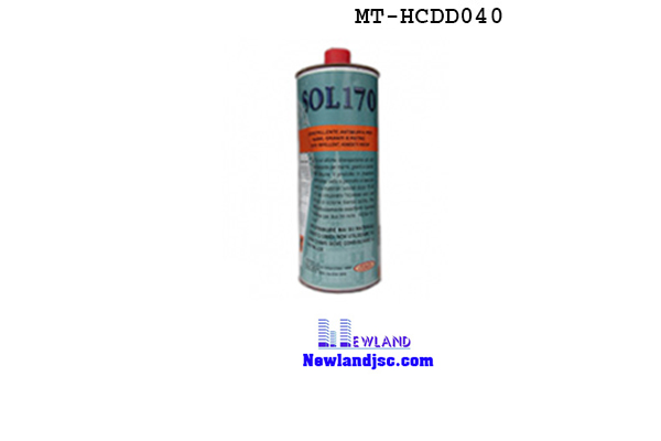 Chất chống thấm gốc dầu Sol 170 MT-HCDD040