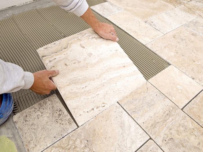 Keo dán gạch đá Epoxy - Phù hợp với mọi chất liệu mặt nền