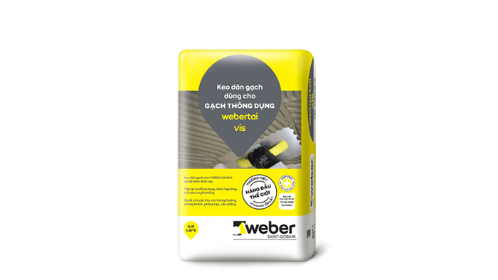 Keo dán gạch Weber - Vượt trội hơn cả về chất lượng-5