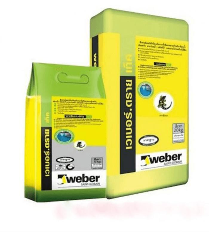 Keo dán gạch Weber - Vượt trội hơn cả về chất lượng-2