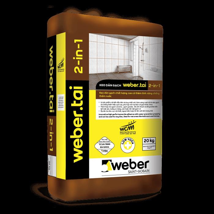 Keo dán gạch Weber - Vượt trội hơn cả về chất lượng-3