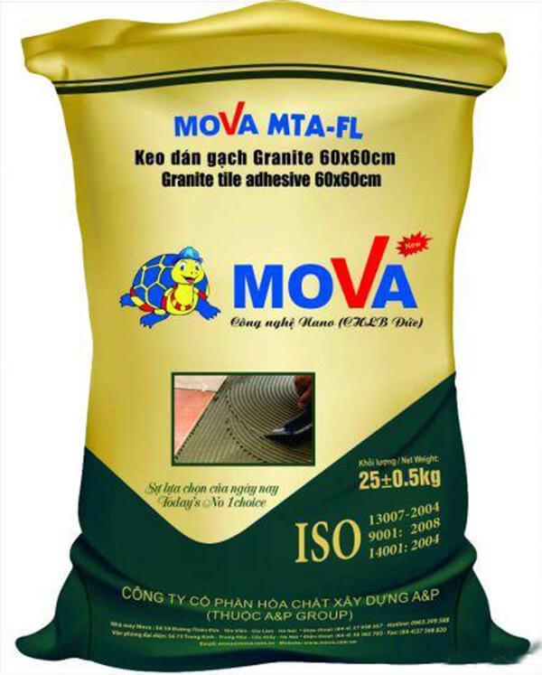 Keo dán gạch Mova - Sự kết dính các vật liệu xây dựng với nhau-4