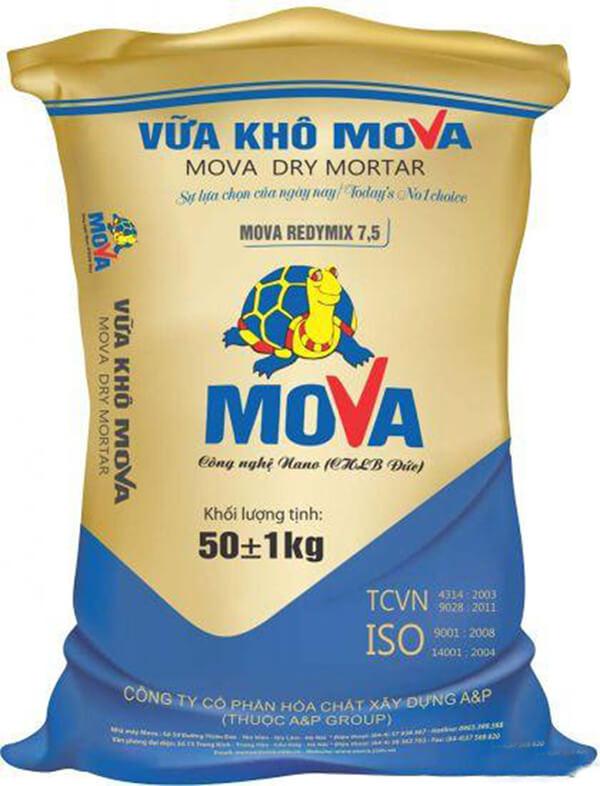 Keo dán gạch Mova - Sự kết dính các vật liệu xây dựng với nhau-5