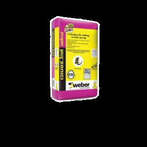 Bảng báo giá tổng hợp các sản phẩm của dòng keo weber